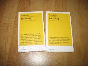 Der Proceß und Das Schloß in der Yanus Ausgabe