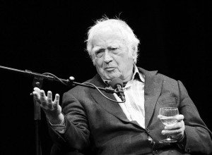 Martin Walser auf der lit.Cologne 2010
