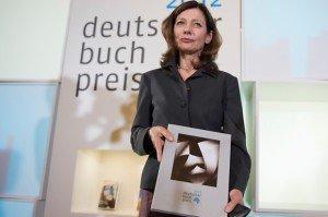 Ursula Krechel erhält den Deutschen Buchpreis 2012