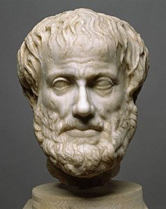 Büste des Aristoteles