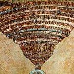 Dantes Hölle nach Boticelli