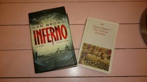 Dan Brows Inferno und Dantes Die Göttliche Komödie
