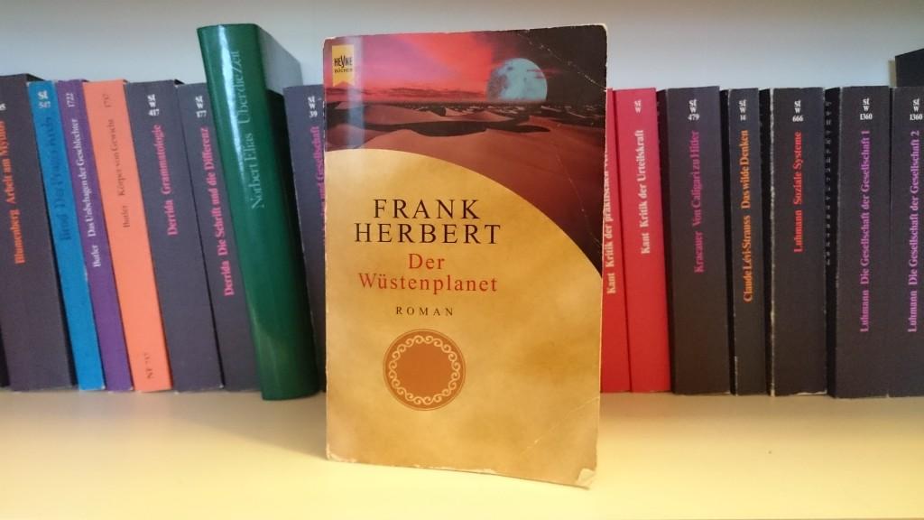 Frank Herbert, Dune - Der Wüstenplanet