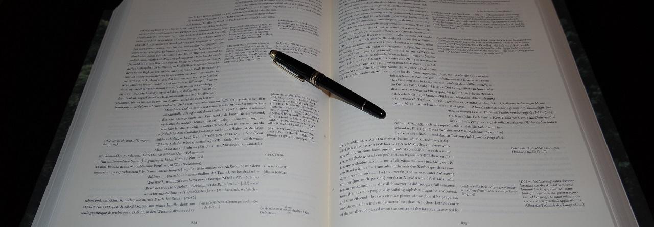 Wilko Steffens: Mein Literaturblog