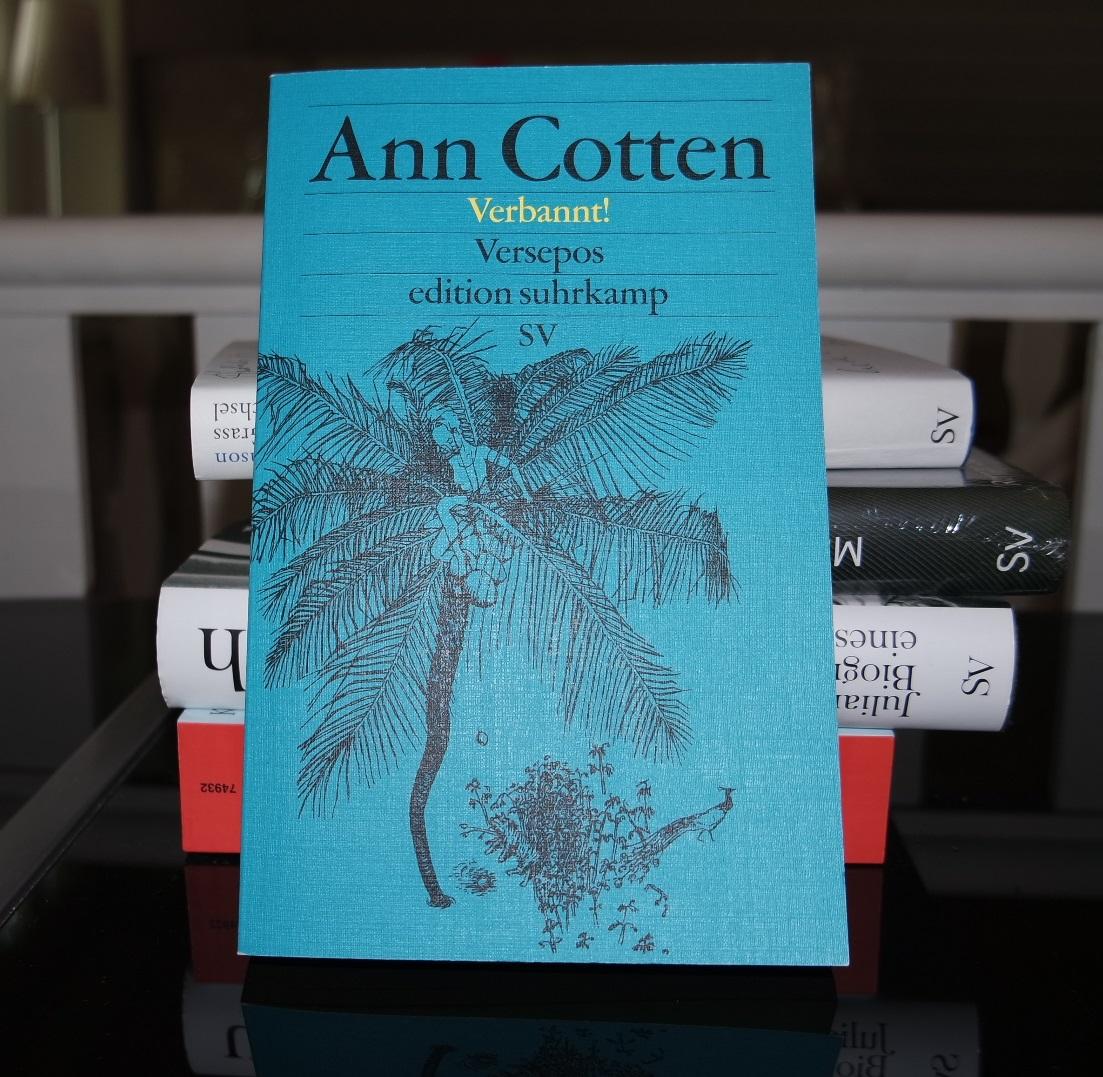 Ann Cotten: Verbannt!