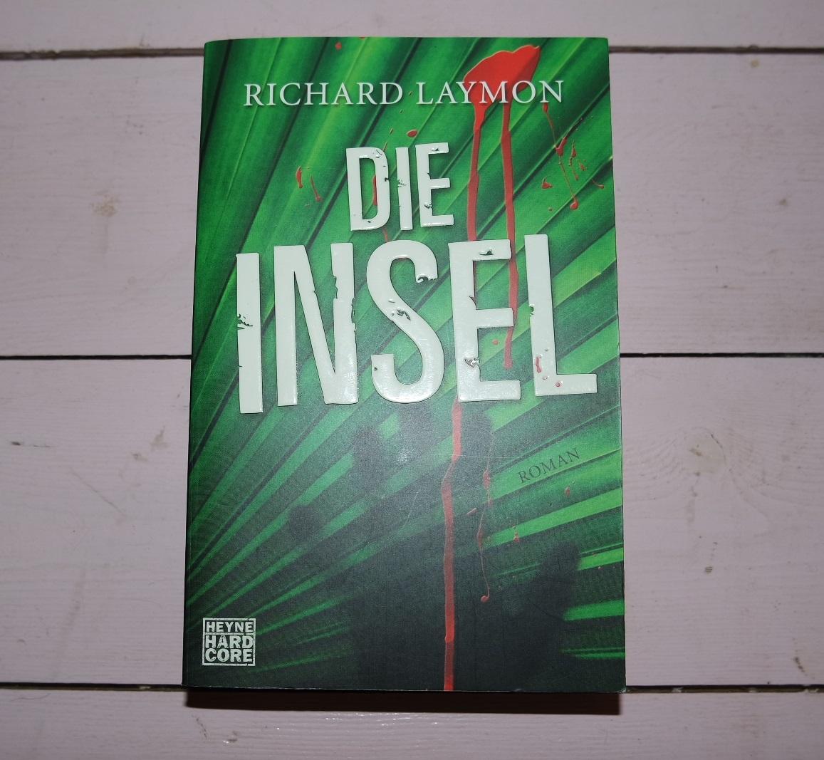 Richard Laymon: Die Insel