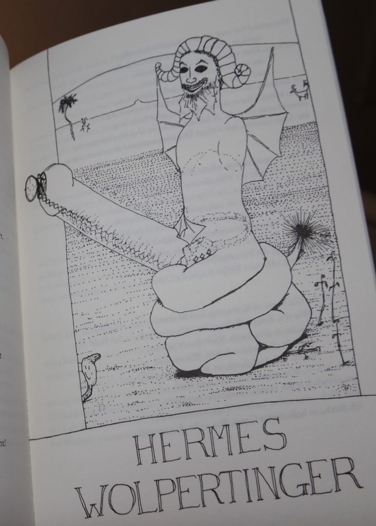 Hermes Wolpertinger