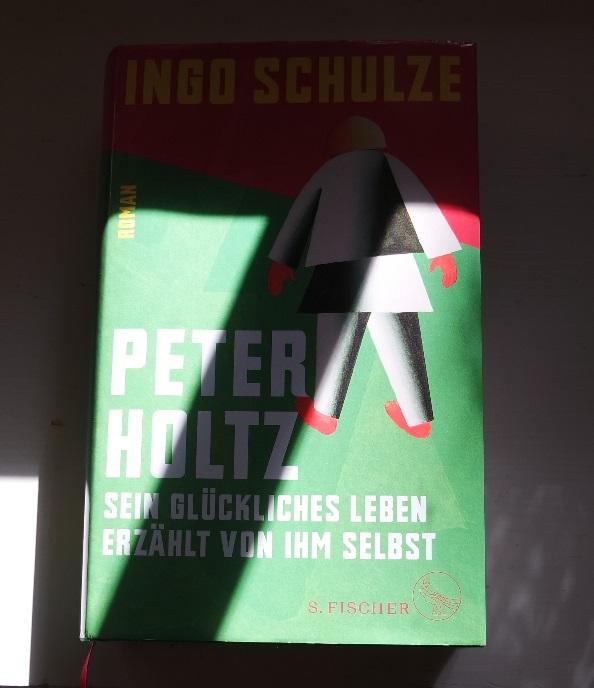 Ingo Schulze: Peter Holtz