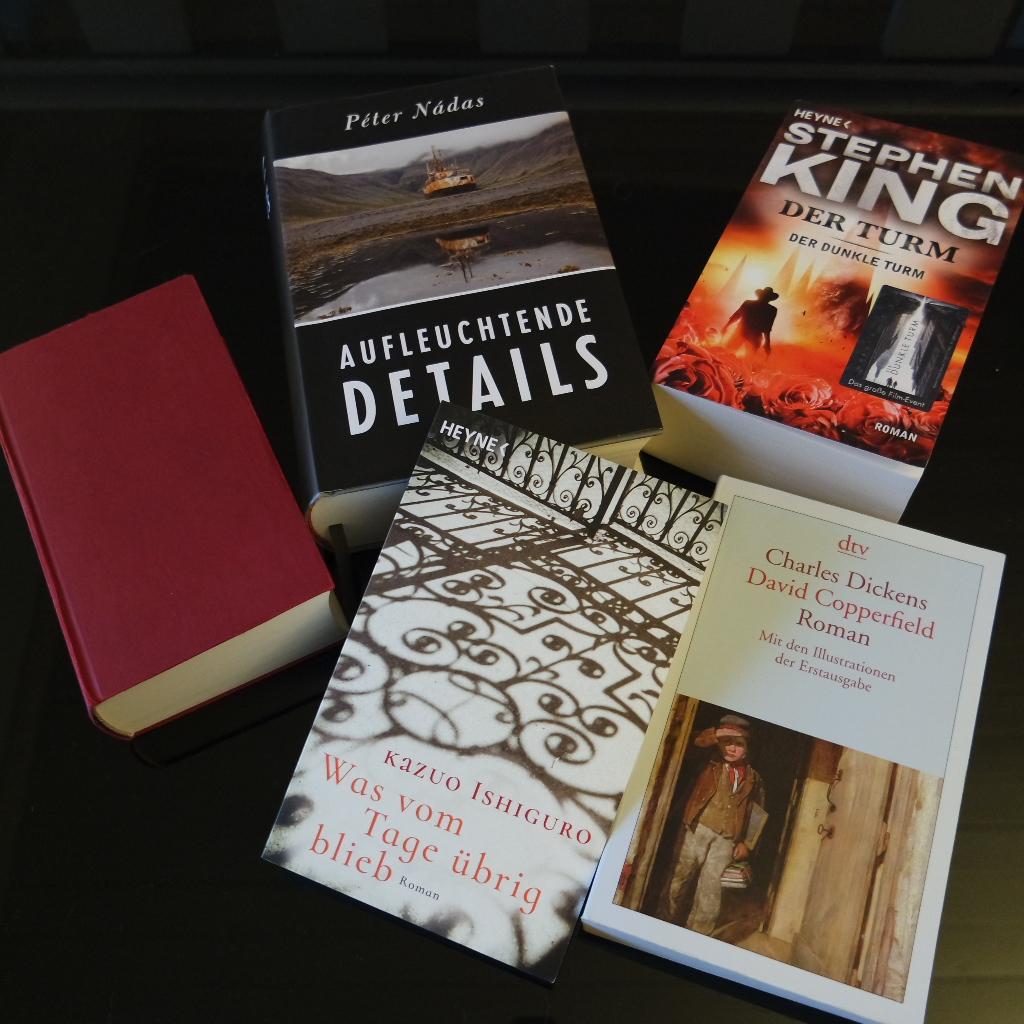 Bücher des Jahres 2017