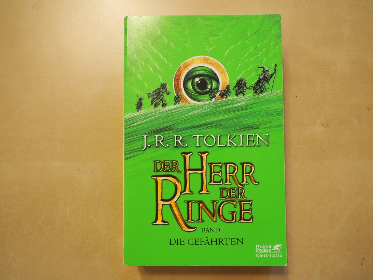 Rezension Zu Der Herr Der Ringe Von J R R Tolkien