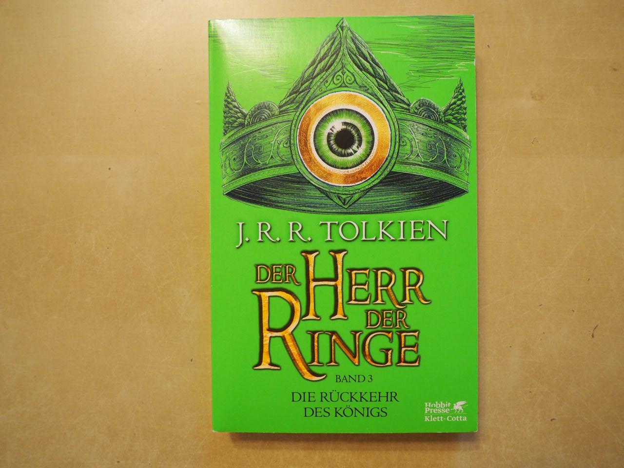 Der Herr der Ringe, Band 3: Die Rückkehr des Königs