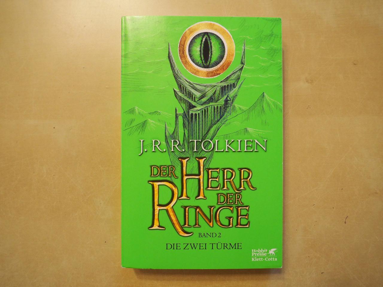 Der Herr der Ringe, Band 2: Die zwei Türme