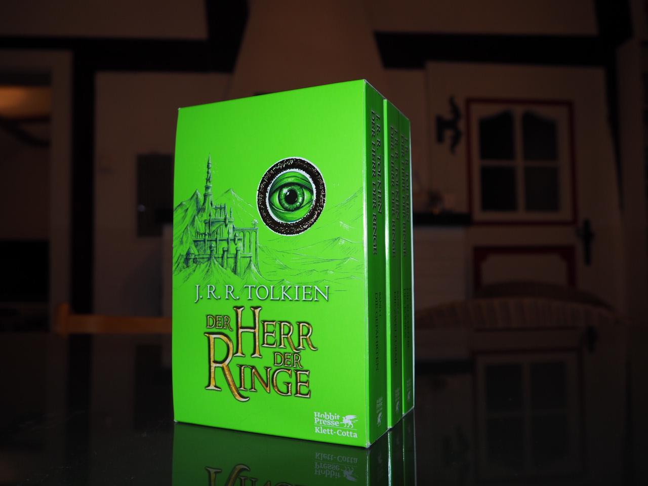 J. R. R. Tolkien: Der Herr der Ringe