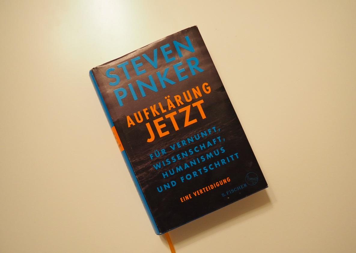 """Steven Pinker: """"Aufklärung Jetzt"""""""