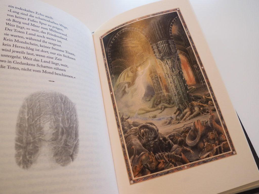 J. R. R. Tolkien: Lúthien betört Melkor
