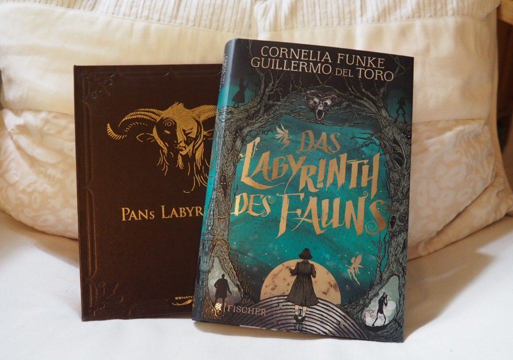 Cornelia Funke: Das Labyrinth des Fauns und Guillermo Del Toro: Pans Labyrinth